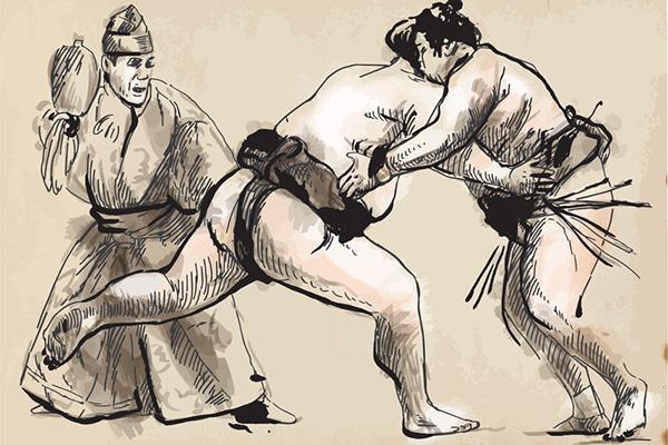 大相撲 取り組み